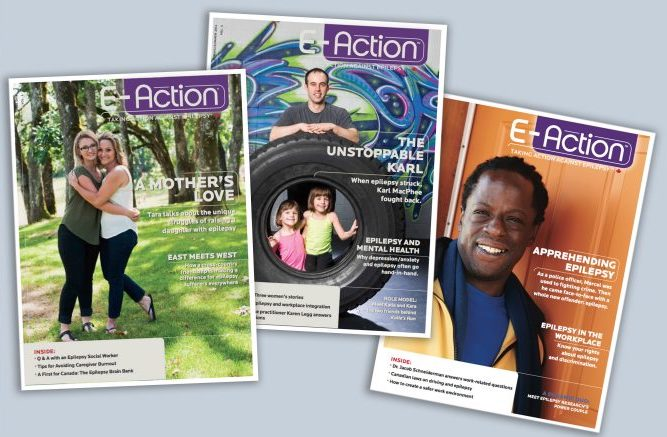 eAction magazines